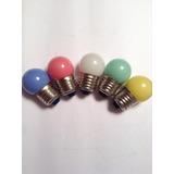 Lampada Bolinha 127v - 5w - E27 Caixa C/50