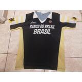 Camisa Seleção Brasil Volei Asics