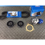 Kit Bomba + Poly-v Ford Ka Fiesta Focus Ecosport 1.6 Rocam