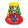 Pelotero Inflable Infantil Disney Minnie Mickey + Cuotas