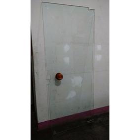 Porta De Vidro 10mm Temperado 845x2080mm Em Ótimo Estado