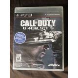 Call Of Duty Ghost Para Ps3 Nuevo Y Sellado Envio Gratis