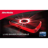 Avermedia Live Gamer Portable Video Gravador De Mesa Hdmi Hd