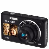 Câmera Digital Compacta Samsung Dv101 Preta Nova Original