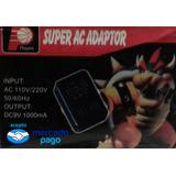Transformador 9 V Para Super Nintendo