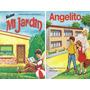 Libro Escolar De Lectura Mi Jardín Y Angelito - Pdf