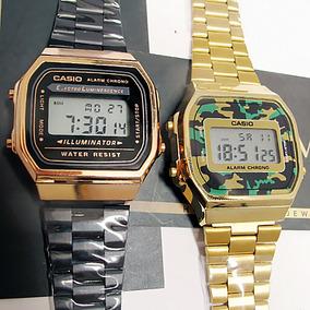 8c6788cb7476 Mangas Camuflaje Dorado - Reloj de Pulsera en Mercado Libre México