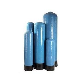 Tanque Para Filtro 10 X 54 Azul Marca Estrucctural