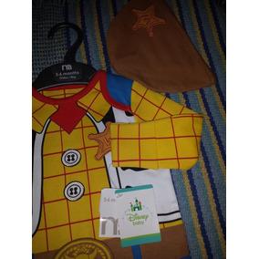 Enterito Disney Original Toy Story Woody Nuevo 100% Algodón