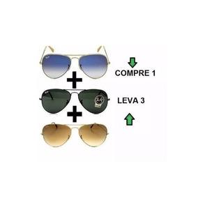 Oculos Ferrovia Aviador De Sol - Óculos De Sol no Mercado Livre Brasil 80fd4a0b39