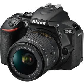 Izalo: Cámara Nikon D5600 Reflex Full Kit Lente 18-55mm