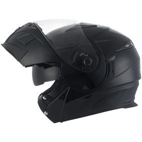 Capacete Zeus 3020 Solid Black
