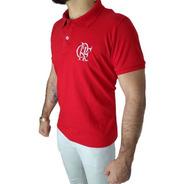 Camisa Polo Flamengo Retrô