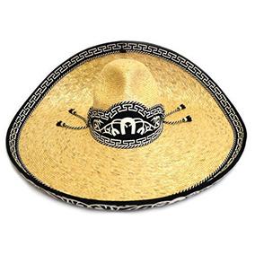 Sombrero Charro \paja De Trigo\ Sombrero Mexicano 7 1/8 \(m