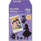 Cartucho Alicia Fujifilm Instax Mini Con 10 Hojas