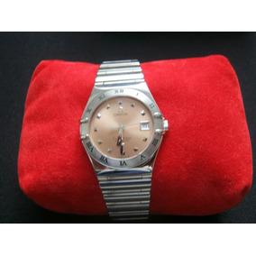 9604ebbe432 Relógio Omega Seamaster Cosmic Feminino. Usado - São Paulo · Omega  Costellation Em Perfeito Estado Na Caixa!