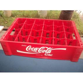 Engradado Plástico De Garrafas De Coca Cola De 290 Ml