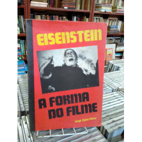 A Forma Do Filme Sergei Eisenstein