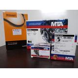 Kit Distribución + Bomba De Agua Corsa Classic Agile 1.4