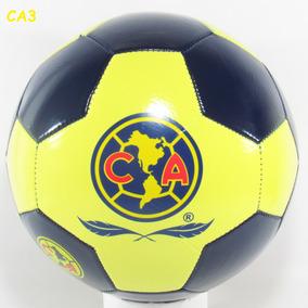 Balon De Futbol Club America 100 Años 3 Modelos Ideal Niños 859e892dd874a