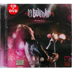 Alejandra Guzmán, Primera Fila, Cd + Dvd, Nuevo, Cerrado