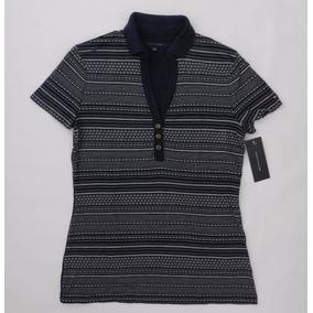 Camisa Gola Polo Feminina Tommy Hilfiger - Tamanho P (#1)