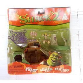 Hasbro - Playset Shrek 2 - Casa Do Pântano Do Shrek