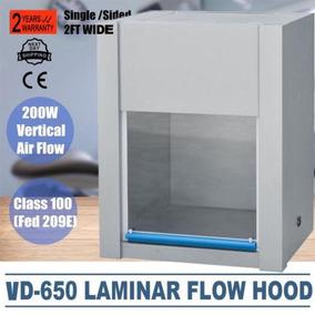 Campana De Flujo Laminar Horizontal Vd-650 Banco Limpio-6903