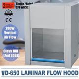 Campana De Flujo Laminar Horizontal Vd-650 Banc-272963126903