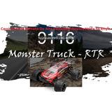 Carro Control Remoto Monster Truck Rtr 9116 Gptoys S912