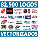 Logotipos Vectorizados Serigrafía Diseño Vector 80mil Imagen