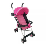 Baby Kits - Coche Bastón Junior G310 - Rosado