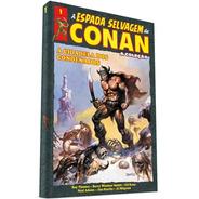 Livro Coleção A Espada Selvagem De Conan Vol 1- Novo Lacrado