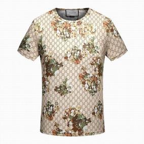 Camisa Gucci Florida - Camisetas Manga Curta para Masculino no ... b80b19891e2