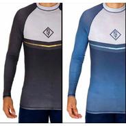 Camiseta Surf Esporte Água Desenho Estilo Fibra De Carbono