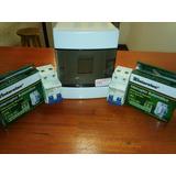 Térmica Bipolar X2 + Disyuntor 2x40 + Caja Exterior C/tapa
