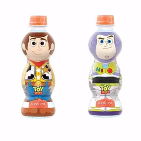 Garrafinha Água Toy Story Woody E Buzz Lightyear Bonafont