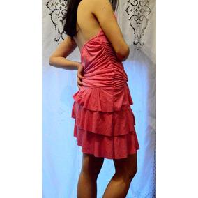 Vestido De Fiesta Y 15 Rosa Chicle (ver Envío Gratis)