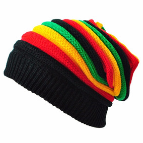 Touca Gorro Masculino Raggae Jamaica