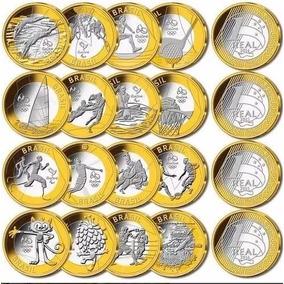 Coleção Moedas Olimpicas