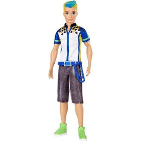 Boneco Ken Vídeo Game Hero - Mattel Dtw09