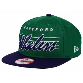 Hartford Whalers Nhl Gorra New Era 9fifty Vintage Liner Snap
