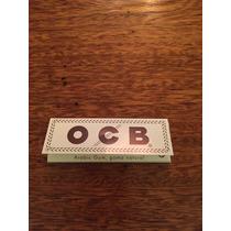 Papel Ocb -puro Lino-papel Para Armar- 1.1/4 Largo