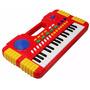Teclado Eletronico Piano Musical Infantil 32 Teclas Criança