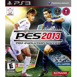 Pro Evolution Soccer Pes 2013 Ps3 Nuevo Y Sellado En Igamers