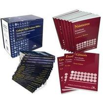 Série Comentários Bíblicos Cultura Cristã - 45 Volumes