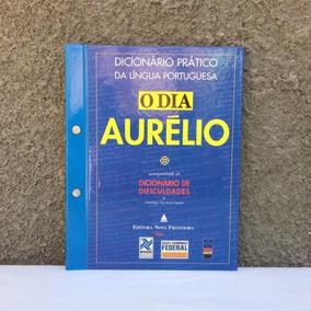 Dicionario Prático Da Linguá Portuguesa Aurélio - O Dia