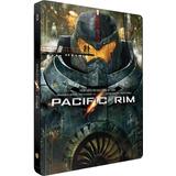 Titanes Del Pacifico Steelbook Bluray + Dvd
