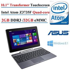 Asus T100 Transformer Book 10.1 \tablet Pc Portátil 2 En 1,
