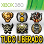 Liberar Melhorias Cod Call Of Duty All Bo2 Mw3 Ghosts Bo1